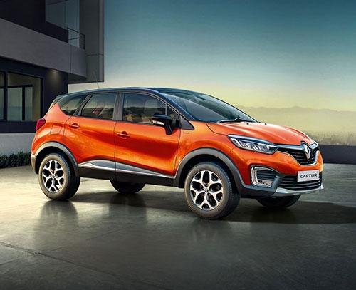 Renault Captur Price in Chennai